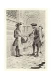 Le Patissier Giclee Print by Maurice Leloir