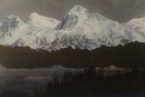 Mt. Everest from Sandakphu Photographic Print