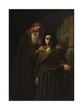 The Last Support Giclee Print by Pierre Auguste Cot