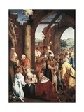 Adoration of Magi, 1511 Giclee Print by Hans Von Kulmbach