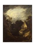 Chippenham Mill, 1809 Giclee Print by Benjamin Barker