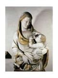 Madonna Del Latte, 1343-1347 Giclee Print by Nino Pisano