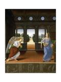 Annunciation, C.1480 Giclee Print by Lorenzo di Credi
