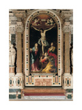 The Crucifixion Giclee Print by Camillo Procaccini