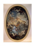 The Triumph of Faith Giclee Print by Giambattista Tiepolo
