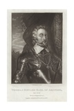 Thomas Howard Earl of Arundel Giclee Print by Sir Anthony van Dyck