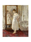 Psyche Giclee Print by Berthe Morisot