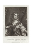 Isabella Dutchess of Grafton Giclee Print by Willem Wissing