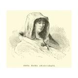 Coya Mama Anahuarqui Giclee Print by Édouard Riou