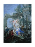 Nativity, 1764 Giclee Print by Filippo Falciatore