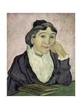 L'Arlesienne Giclee Print by Vincent van Gogh