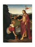 Easter Morning, 1818 Giclee Print by Friedrich Overbeck