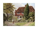 Tillington, Near Petworth, Sussex Giclee Print by Alfred Robert Quinton