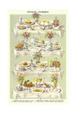 Invalid Cookery Giclee Print