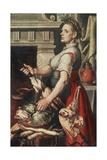Cook, 1559 Giclee Print by Pieter Aertsen