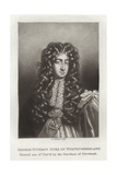 George Fitzroy Duke of Northumberland Giclee Print by Willem Wissing