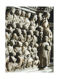 Pergamon or Pulpit Giclee Print by Nicola Pisano