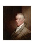 Colonel John Trumbull, 1818 Giclee Print by Gilbert Stuart