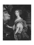 Elizabeth, Countess of Northumberland Giclee Print by Sir Peter Lely