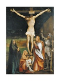 The Crucifixion, 1501 Giclee Print by Mathias Grunewald