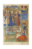 The Visitation, 1464 Giclee Print