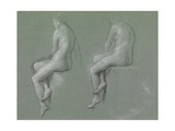 Studies of the Nude Giclee Print by Edward John Poynter