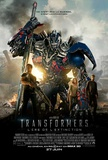 Tranformers: Age of Extinction Affiches