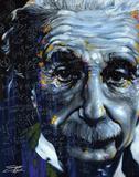 Albert Einstein Posters par Stephen Fishwick
