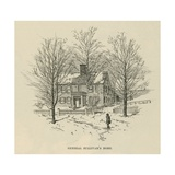 General Sullivan's Home Giclee Print