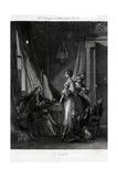 La Toilette, 1771 Giclee Print by Pierre Antoine Baudouin