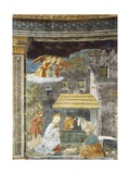 Nativity, Fresco Giclee Print by Filippo Lippi