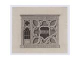 Engraver, Barclay, Trade Card Giclee Print