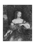 Anne, Countess of Southesk Giclee Print by Sir Peter Lely