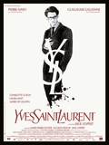Yves Saint Laurent Kunstdruck