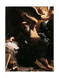 Saint Jerome Giclee Print by Lodovico Carracci