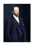 Portrait of a Gentleman, 1898 Giclee Print by Peder Severin Kröyer