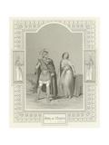 Antony and Cleopatra, Act IV, Scene X Giclee Print by Joseph Kenny Meadows