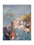 Saint George and the Dragon, 1909-1910 Giclee Print by Odilon Redon