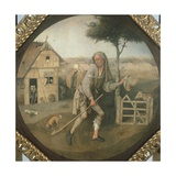 The Prodigal Son Giclee Print by Hieronymus Bosch
