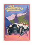 Advertisement for La Buize Automobiles, C.1920 Giclee Print