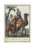 Moores Trafficking Gum Giclee Print by Jacques Grasset de Saint-Sauveur