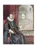 Thomas Howard, C.1730 Giclee Print by George Vertue