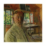 Self Portrait, 1931 Giclee Print by Giovanni Giacometti