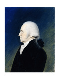 Portrait of George Washington Giclee Print by James Sharples