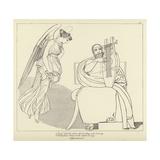 Agamemnon Giclee Print by John Flaxman