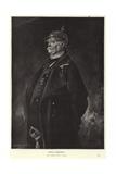 Otto Von Bismarck Giclee Print by Franz Seraph von Lenbach