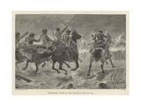 Mahsameh, Scene in the Egyptian War of 1882 Giclee Print by Richard Caton Woodville II