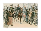 Frederick William III, King of Prussia Giclee Print by Carl Rohling