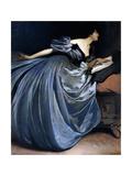 Alathea, 1895 Giclee Print by John White Alexander