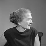 Annie Fischer, 1967 Photographic Print by Lotte Meitner-Graf